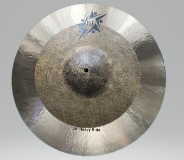 "20"" Heavy Ride Cymbal - B20 - HRC - Series  *MS*"